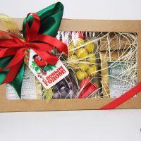 Новогодний подарочный набор из чая «Снежный пик»