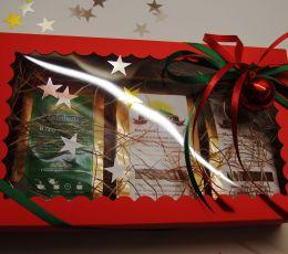 """Новогодний подарочный набор с чаем - """"Новогодний чай"""""""