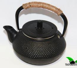 Чугунный заварочный чайник, малый, 300мл