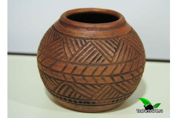 Калабас глиняный