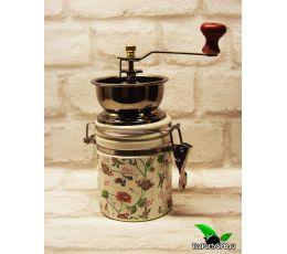 Ручная кофемолка с накопителем