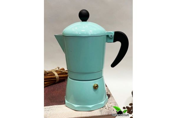 Гейзерная кофеварка на 3 чашки