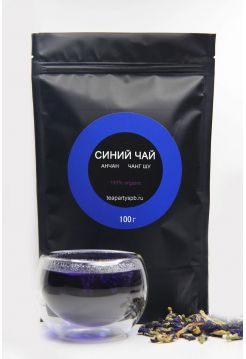 Синий чай Анчан organic TeaPartySPB, 100г