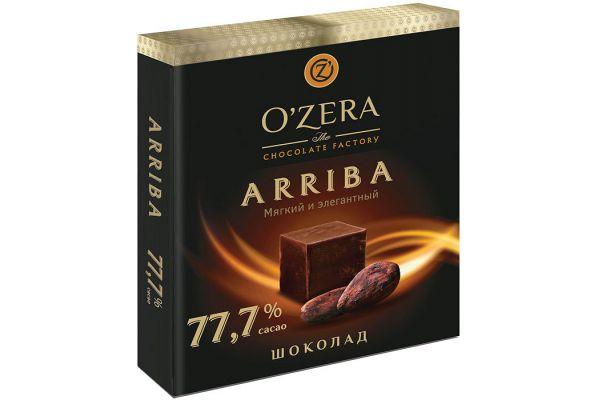 «O Zera» шоколад Arriba 77,7%, 90г