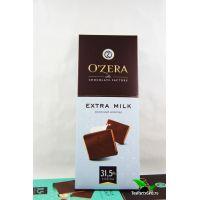 Шоколад молочный «O`Zera» Extra milk, 90г