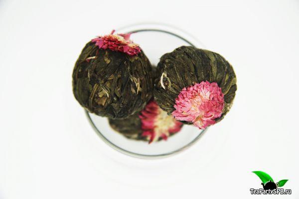 Связанный чай Сочный персик
