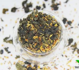 Улун с пыльцой османтуса (Гуйхуа улун)