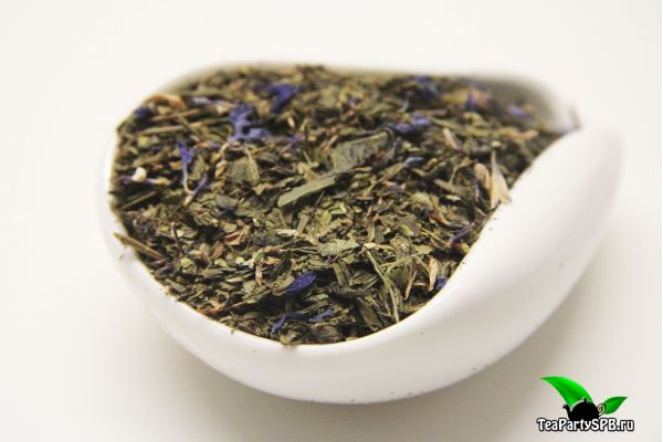 Зеленый ароматизированный чай - Марокканский