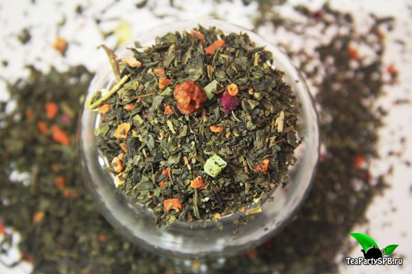 Зеленый чай - Мастер и Маргарита