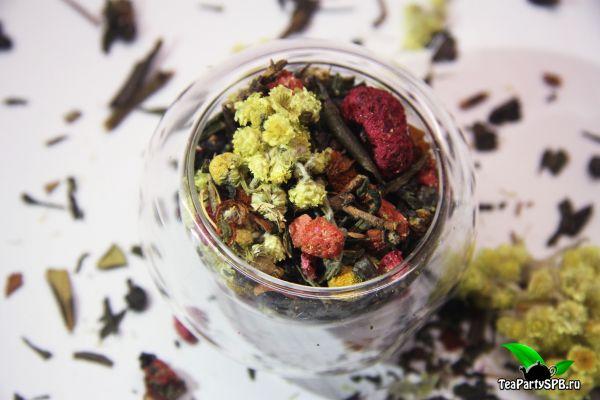 Зеленый чай Секрет молодости